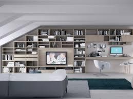 soggiorno sottoscala soggiorno moderno componibile arredamento mobili