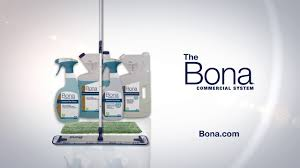 Bona Laminate Floor Cleaner Kit Introducing The New Bona Commercial System Youtube