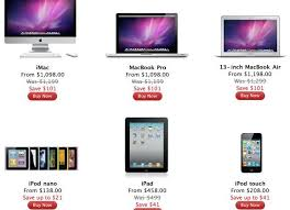 apple black friday deals kick 101 imac macbook pro air