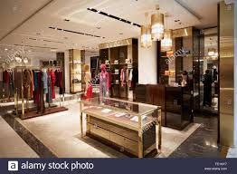 Shop In Shop Interior Designs by Gucci Store Stock Photos U0026 Gucci Store Stock Images Alamy