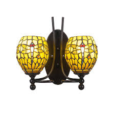 it u0027s exciting lighting tiffany rose and leaves indoor sconce with