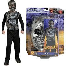 Terminator Halloween Costume Baaaaad Idea Cheap Terminator Costumes Geekologie