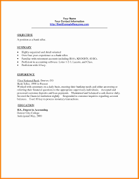 Sample Resume For Entry Level Bank Teller Sample Resume Bank Teller Resignation Letter Augustais
