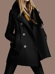 Warm Winter Coats For Women Best 25 Black Coats Ideas Only On Pinterest Steampunk Coat