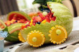 fruit decorations baby shower decorations