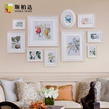 Interior Design Collage Aliexpress Com Buy White Classic Wall Wood Photo Frame Sets