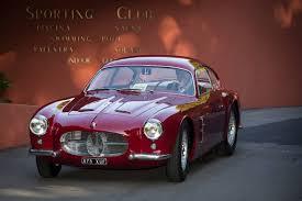 maserati zagato 1956 maserati a6g 2000 berlinetta zagato classic cars