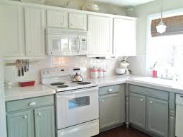 cabinet how paint kitchen cabinets white diy painting oak