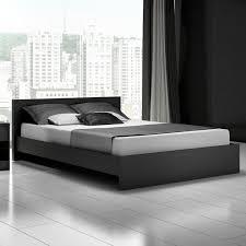 modern leather bed frames variety of modern bed frames u2013 home
