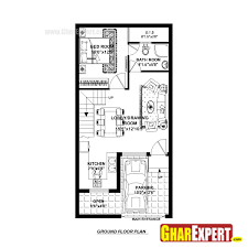 40 Square by House Plan For 20 Feet By 40 Feet Plot Plot Size 89 Square Yards