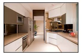 Architect Kitchen Design Modern Kitchen With False Wooden Ceiling Design By Kns Architects
