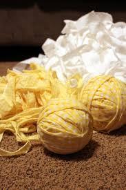 Crochet Rugs With Fabric Strips Rag Rug Tutorial Sugar Bee Crafts
