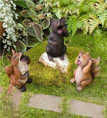 Cool Garden Ornaments Cool Garden Animal Statues Innovative Ideas And Animal