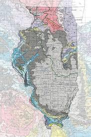 Map Of Western Washington Geologic Maps Of The 50 United States