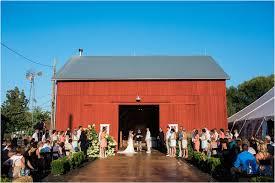 zachary u0027s red barn wedding homer glen mr mrs murphy
