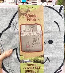 Eeyore Duvet Set Primark U0027s New Winnie The Pooh Duvet Set Has Sent Fans Into