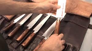 knife case roll youtube