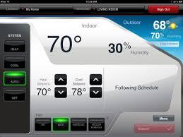Prestige Iaq 2 0 Comfort System Total Connect Comfort App Honeywell