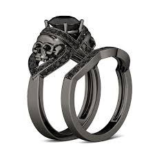 engagement rings skull skull rings skull wedding engagement rings jeulia jewelry