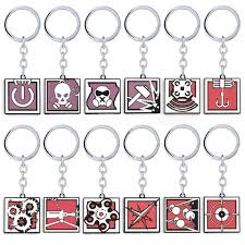 acrylic skeleton ring holder images Key chains everything skull clothing merchandise and accessories jpg