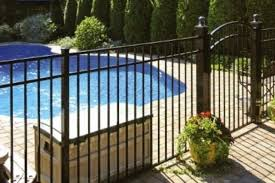 ornamental aluminum palmetto fence co