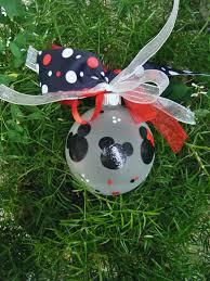 disney family ornament personalized ornament custom