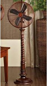 free standing room fans decorative electric fans by deco breeze floor standing fans table