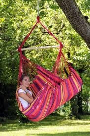 Brazilian Hammock Chair Swing Chair Amazonas Relax Vulcano Red Hammocks Hanging Chairs