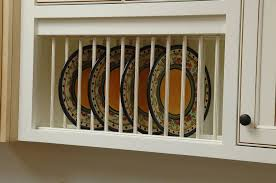 plate rack cabinet insert plate racks cabinetry concepts ramsey mn cabinet design
