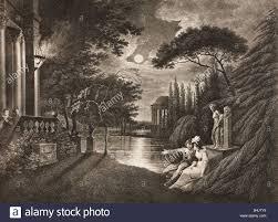 portia s the merchant of venice act v scene i belmont avenue to portia s