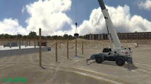 mobile crane simulator mobile crane operator training