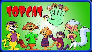 top cat topcat topcat cartoon funny finger family nursery rhymes