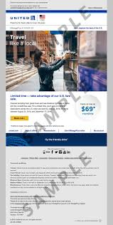 united airlines media baggage united news and deals sle