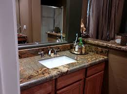 Bathroom Countertop Ideas by Granite Bathroom Counter Tops Granite Installer Phoenix