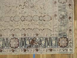 Silk Oriental Rugs Vintage Silk Kaysari Rug Turkish Rug Handmade Oriental Rug