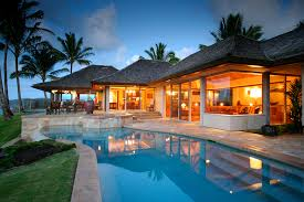 vacation homes in kauai vacation rentals luxury homes kauai island vacations