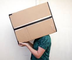 How To Put A Box Together Cardboard Box Eclipse Viewer 6 Steps With Pictures