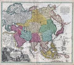 Map East Asia by Geography Of Asia Wikipedia