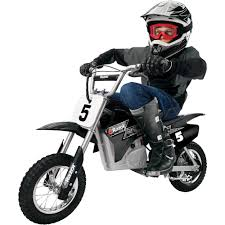 boys motocross boots razor mx350 24 volt dirt rocket electric motocross bike walmart com