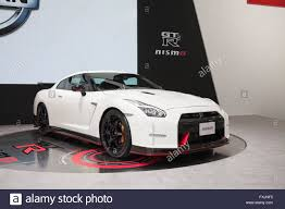 nissan thailand bangkok march 22 zoom image of nissan gtr car on display at the