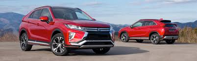 mitsubishi red experience the 2018 mitsubishi eclipse cross mitsubishi motors
