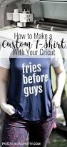 how to make a custom shirt with your cricut pretty providence