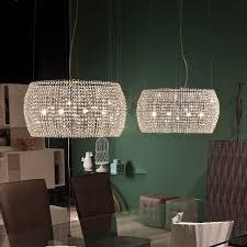 ladari cristallo prezzi ladario moderno con cristalli kidal di cattelan arredaclick