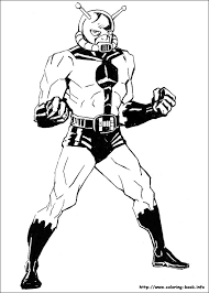 marvel ant man coloring pages ant man coloring pages on coloring book info