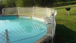 Patio Fences Ideas by Cheap Pool Fence Ideas Pool Design Ideas