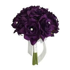 wedding flowers purple purple wedding bouquets