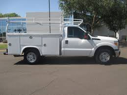 2011 ford trucks for sale used 2011 ford f250 service utility truck for sale in az 2203