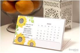 Desk Calendar Design Ideas 2012 Custom Calendar Recap Damask Love