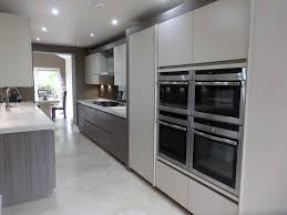 1 x stunning siematic kitchen with modern miele and neff