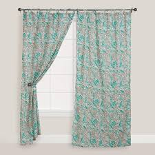 Colorful Patterned Curtains 5 Sources For Affordable Patterned Curtains Apartment Therapy